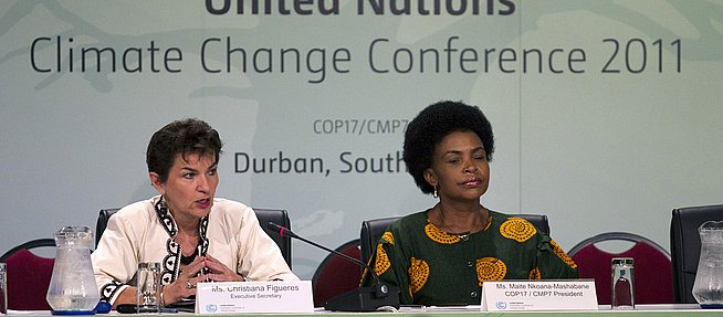 Durban climate talks 2015
