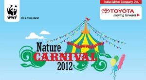 wwf nature carnival 2012