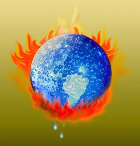 terrorism vs climate change