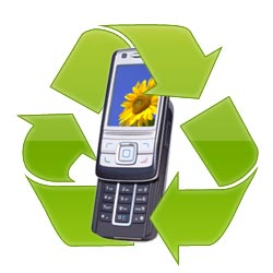 recycle cell phone