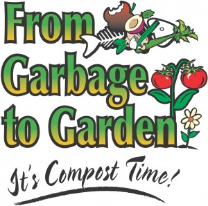 garbage to garden