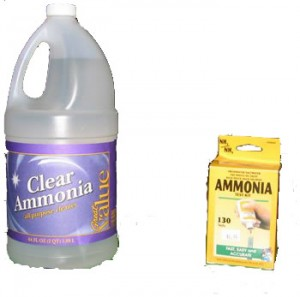 amonia top 10 hazardous chemicals