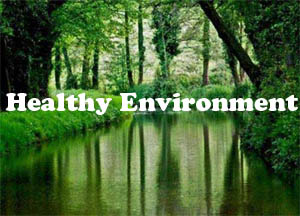 healthy environment