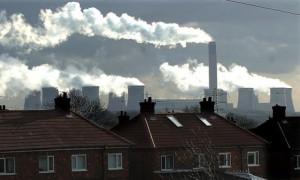 united kingdom pollution