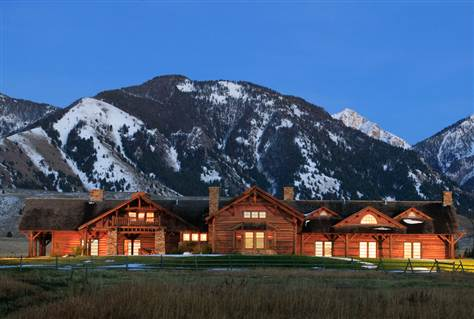 Lodge at Sun Ranch, Montana