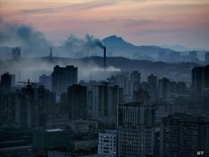 south korea pollution