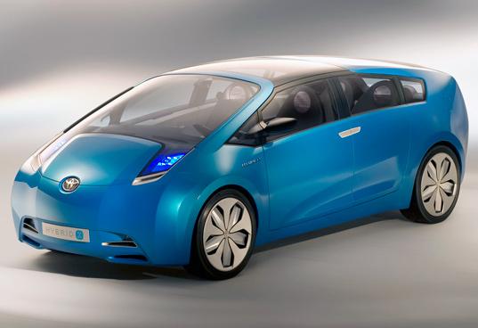 advantages of hybrid cars