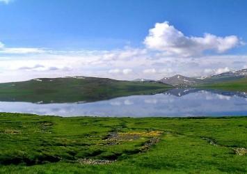 Ecological profile of Sheosar Lake