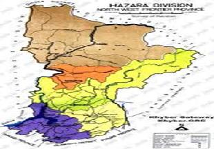 hazara wild life conflict