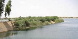 Kalri Baghar (K.B) Feeder Canal Water