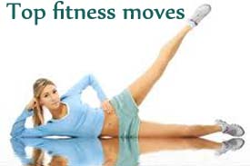 top fitness moves