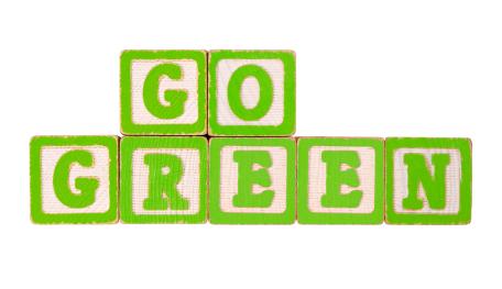 green word