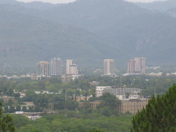pollution problems of islamabad