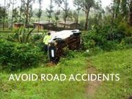 avoid road accident