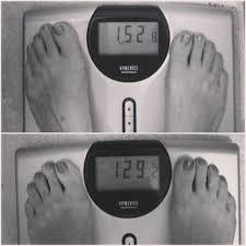 weight is still same