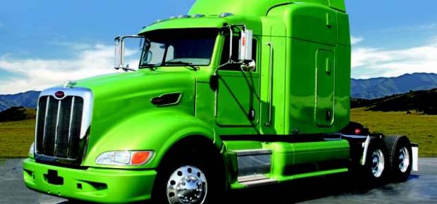 Environmentally Friendly Truck