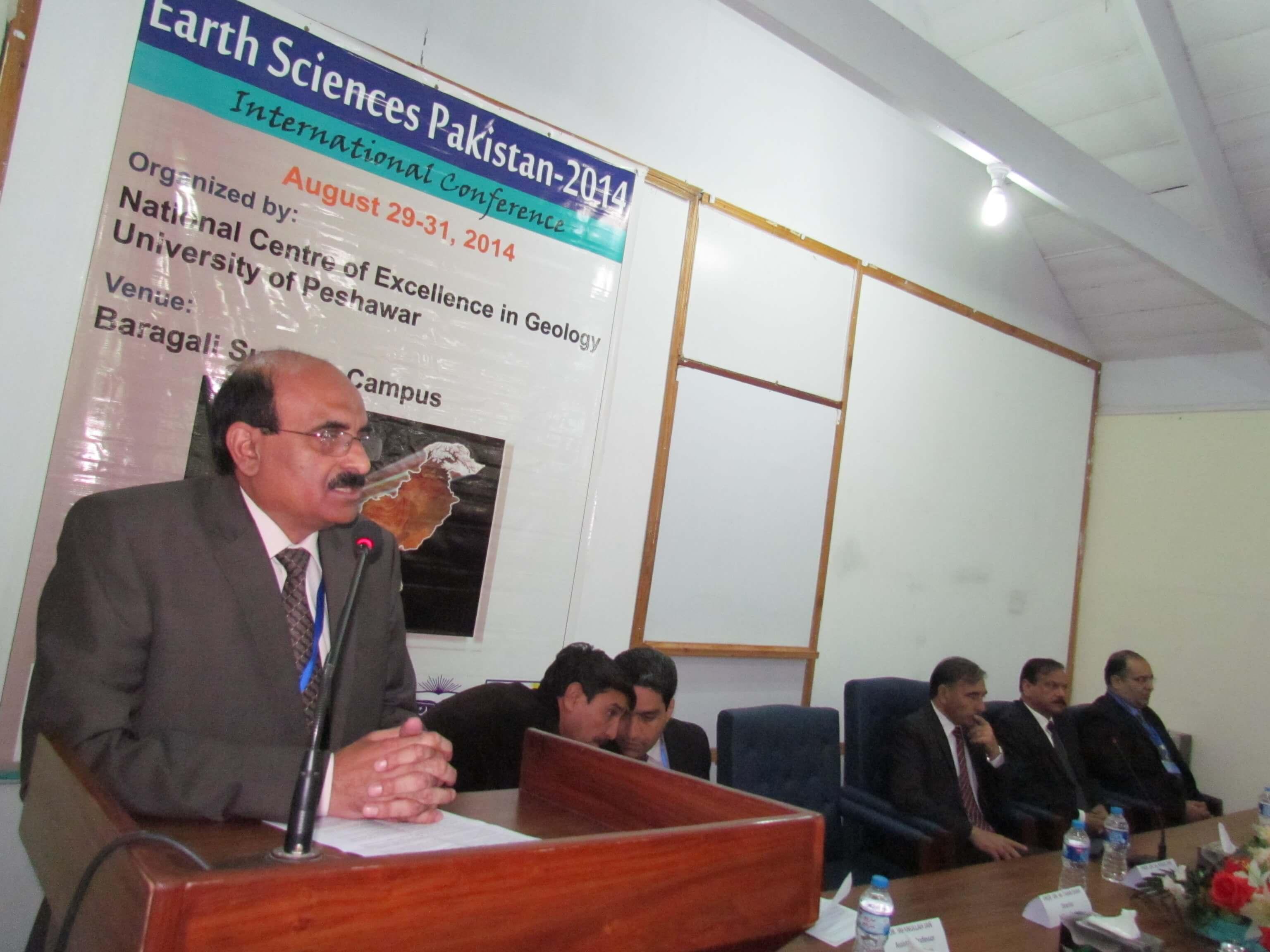 earth sciences pakistan