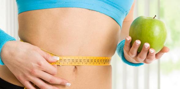 weight loss gaols